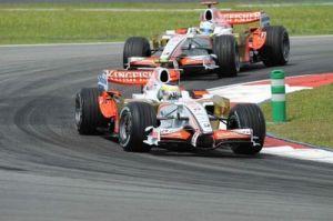 GP MALAYSIA F1/2008