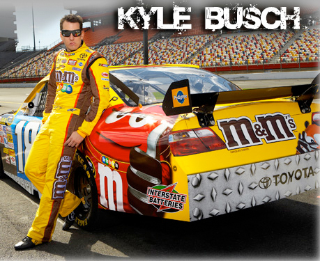 28 may 2010 racing sports results - Pictures of kyle busch s car ...