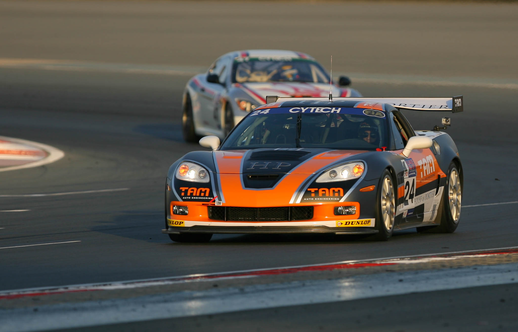 Julian Griffin - Dodge Viper