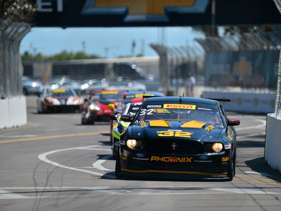 Mar 10 PIRELLI WORLD CHALLENGE AT THE GRAND PRIX of ST. PETERSBURG Brought To You By CaseIt